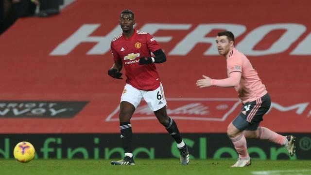 Man Utd 1-2 Sheffield Utd: Địa chấn ở Old Trafford - 5
