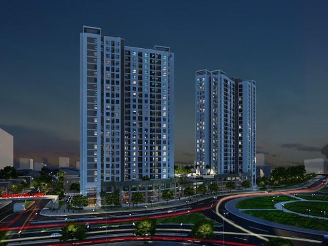 VCI Tower cất nóc đúng tiến độ, khẳng định đẳng cấp, uy tín và tiềm lực vững mạnh của chủ đầu tư - 4