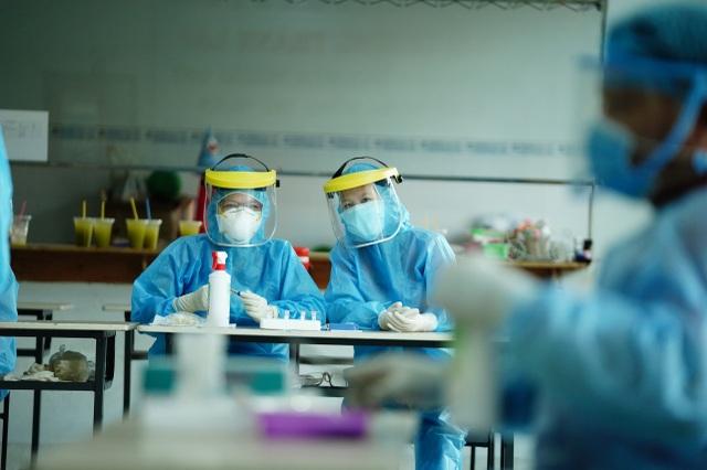 TPHCM công bố kết quả xét nghiệm 6 trường hợp tiếp xúc gần bệnh nhân 1553 - 8