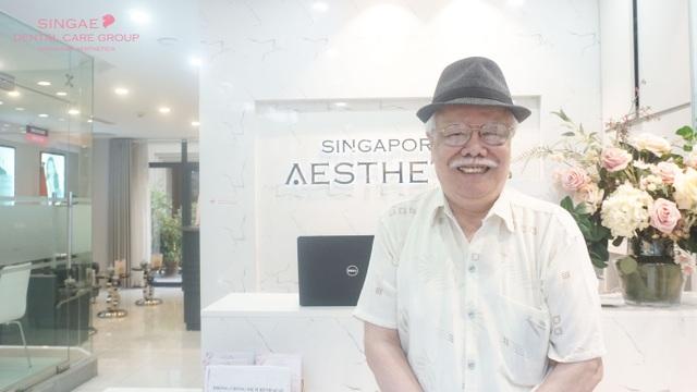 Lần đầu tiên, Việt Nam trồng 9 răng Implant thành công cho cụ 86 tuổi - 3