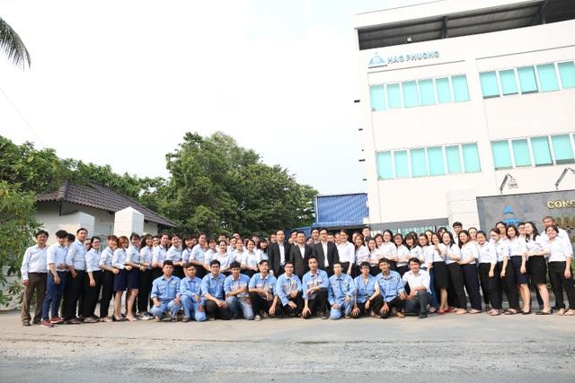 Công ty Cổ phần Hạo Phương theo đuổi triết lý cấy gen công nghệ vào nhân viên - 1
