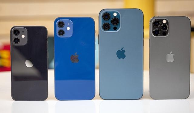 Doanh thu Apple lần đầu tiên vượt 100 tỷ USD chỉ trong một quý - 1