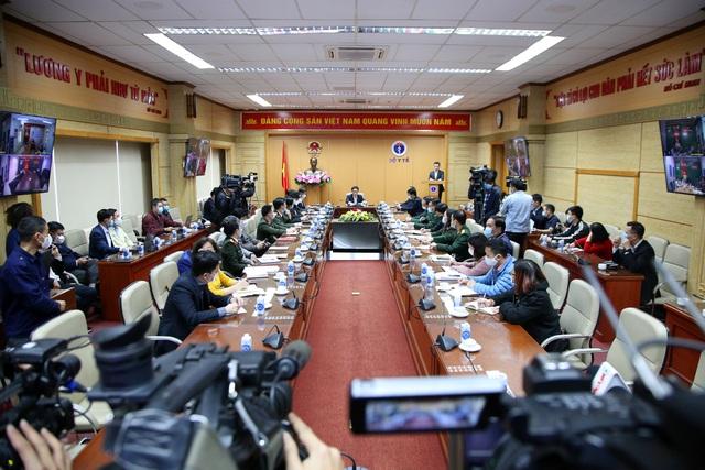 Phó thủ tướng:Có thể có nhiều ca bệnh nữa ở ổ dịch Hải Dương, Quảng Ninh - 2