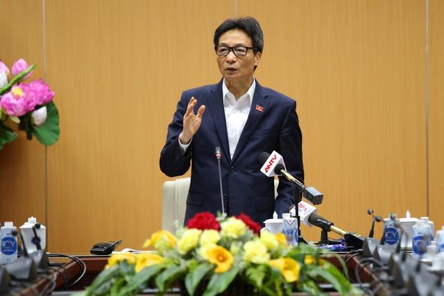Phó thủ tướng:Có thể có nhiều ca bệnh nữa ở ổ dịch Hải Dương, Quảng Ninh - 1