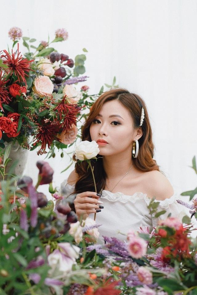 Nữ MC tài năng với niềm đam mê thời trang ngoại cỡ - 11