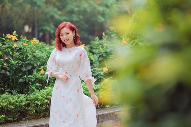 Nữ MC tài năng với niềm đam mê thời trang ngoại cỡ - 7