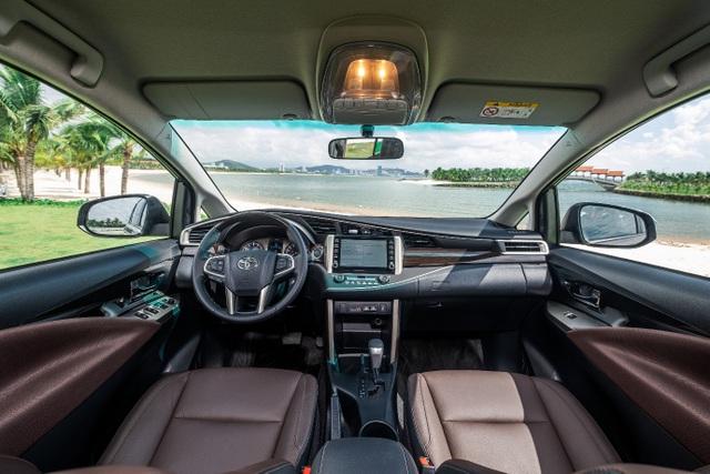 Lý giải sức hút mạnh mẽ từ Toyota Innova - 4