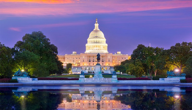 Phe Dân chủ trình dự luật thành lập bang thứ 51 của Mỹ - 1