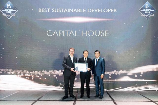 Capital House khẳng định vị thế nhà phát triển bất động sản xanh hàng đầu Việt Nam - 3