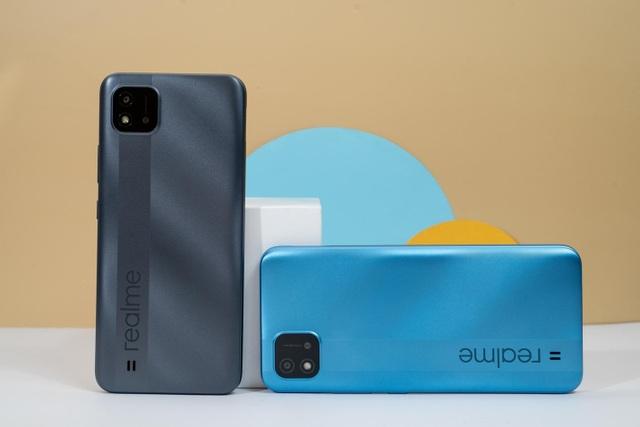 Realme mở bán Realme C20 giá 2,69 triệu đồng, thêm hàng loạt ưu đãi - 1