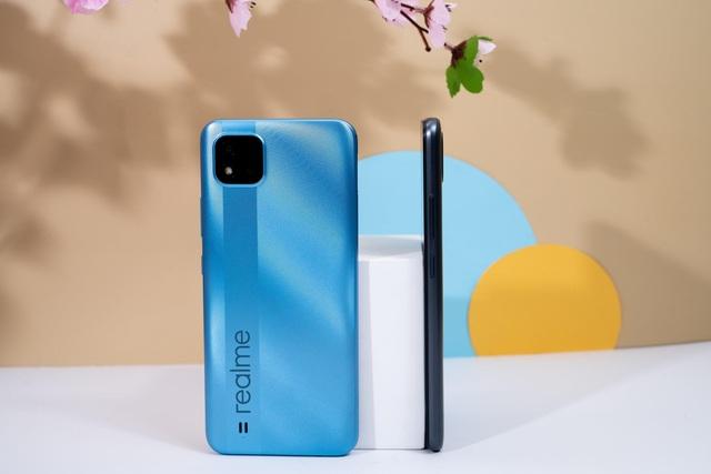 Realme mở bán Realme C20 giá 2,69 triệu đồng, thêm hàng loạt ưu đãi - 5