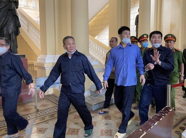 6 chân rết của chị gái trùm giang hồ Dung Hà bị đề nghị tử hình - 2