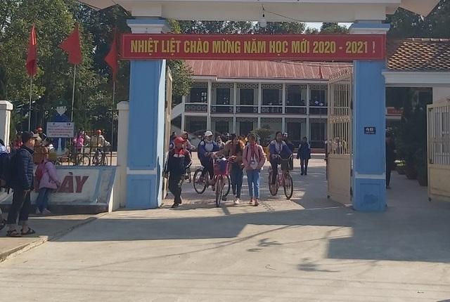Thanh Hóa: Tuyệt đối không để giáo viên, học sinh tới vùng đang có dịch - 2
