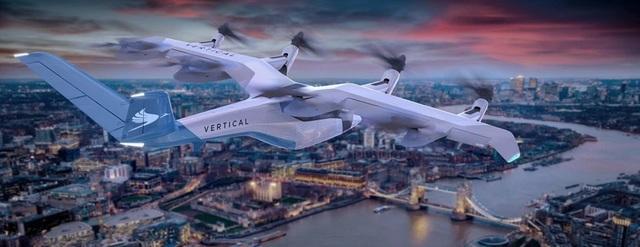 Taxi bay sẽ thử nghiệm phục vụ hành khách ở Anh trong năm 2023 - 1