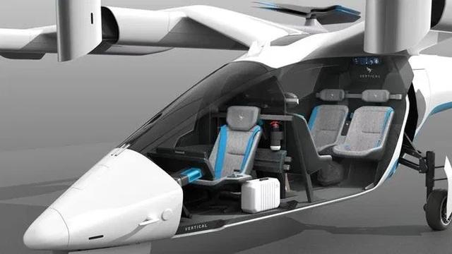Taxi bay sẽ thử nghiệm phục vụ hành khách ở Anh trong năm 2023 - 2