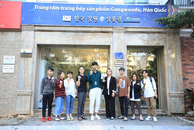200 mặt hàng xuất sắc của tỉnh Gangwon sẽ có mặt tại Việt Nam - 1