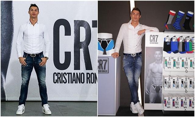 Bạn gái C.Ronaldo chính thức ra mắt thương hiệu thời trang riêng - 4