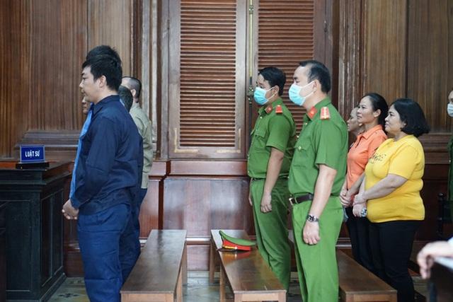6 chân rết của chị gái trùm giang hồ Dung Hà bị đề nghị tử hình - 1