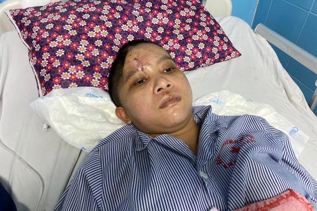 Người mẹ nghèo: Tôi quỳ gối, cúi đầu xin mọi người giúp đỡ cứu lấy cháu - 5
