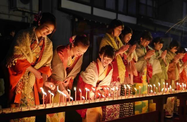 Nơi cầu người thương dành cho nam thanh nữ tú ở tỉnh Gifu - 1
