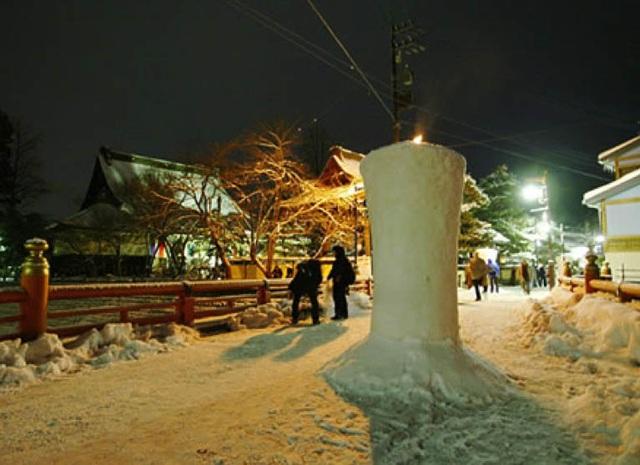 Nơi cầu người thương dành cho nam thanh nữ tú ở tỉnh Gifu - 2