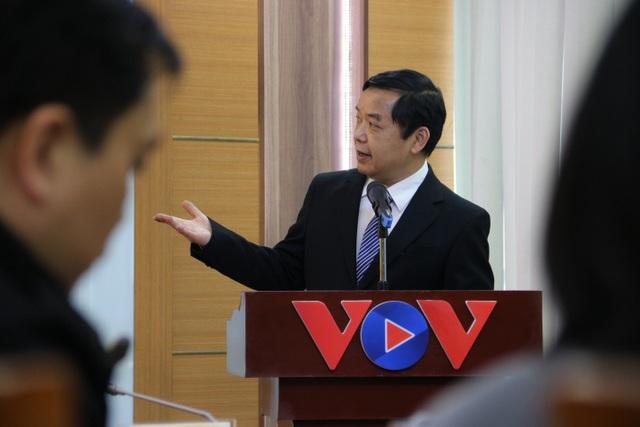 Lễ ký kết hợp tác lan tỏa tri thức giữa VOV và First News Trí Việt - 4