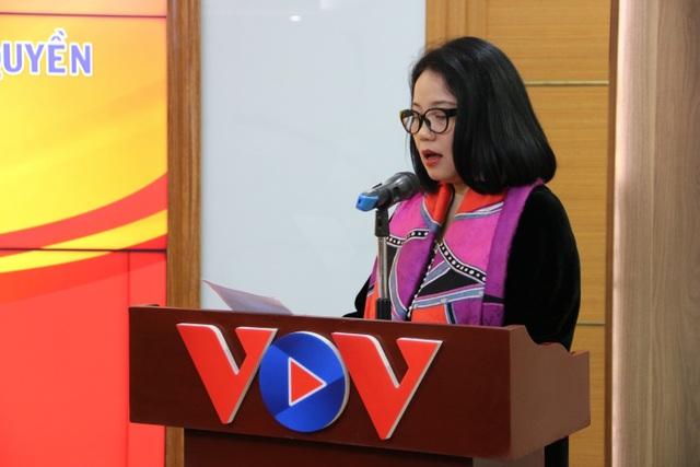 Lễ ký kết hợp tác lan tỏa tri thức giữa VOV và First News Trí Việt - 5