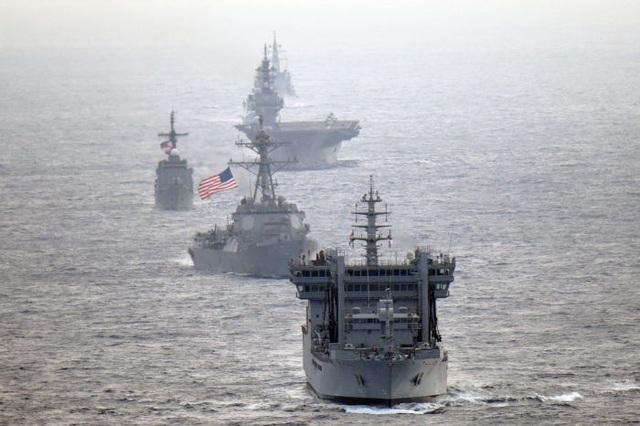 3 điểm nóng định hình chiến lược của chính quyền Biden với Trung Quốc  - 1