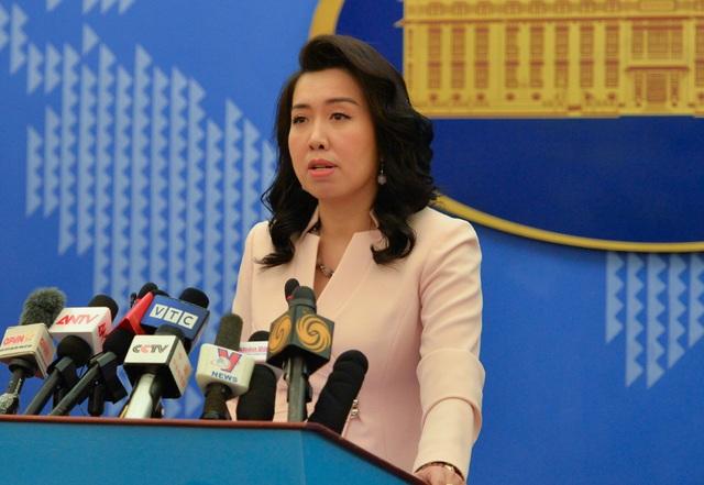Việt Nam lên tiếng về luật hải cảnh mới của Trung Quốc - 1