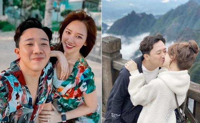 Những mỹ nhân Việt được chồng hết mực cưng chiều sau khi kết hôn - 1