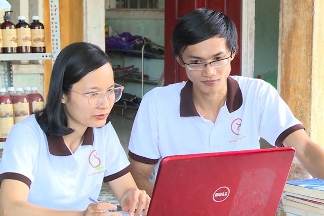 Quảng Ngãi: Đôi vợ chồng trẻ khởi nghiệp từ loài cây thơm lừng, cay nồng - 1