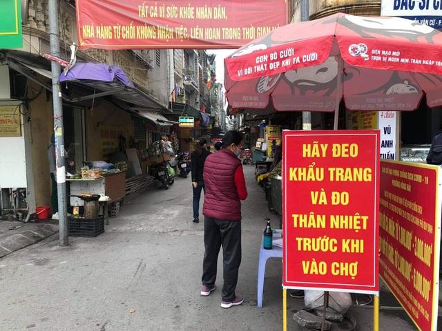 Ca nghi mắc Covid-19 tại phường Cao Thắng, TP Hạ Long - 1