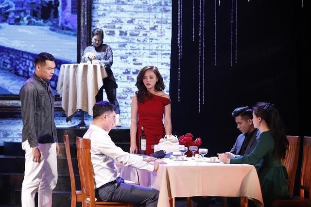Thu Quỳnh vào vai người vợ bị phụ tình trong hài kịch Tết 2021 - 2