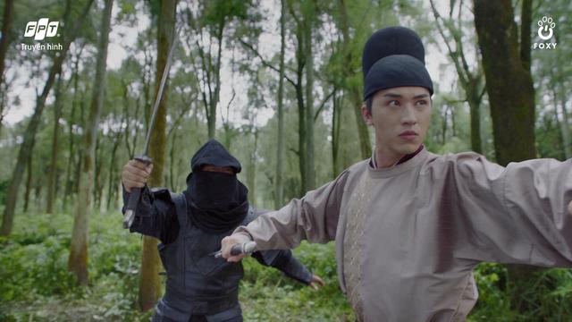 Trai đẹp Thượng Ẩn sánh vai Cổ Lực Na Trát trong Đại Đường Minh Nguyệt - 3
