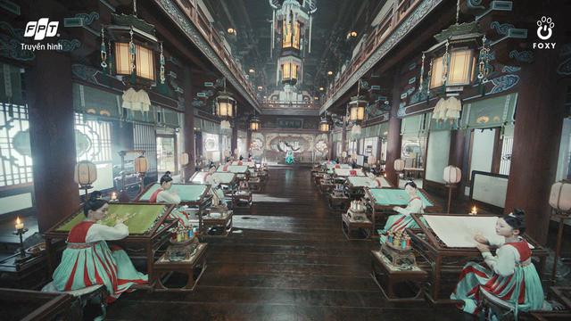 Trai đẹp Thượng Ẩn sánh vai Cổ Lực Na Trát trong Đại Đường Minh Nguyệt - 5