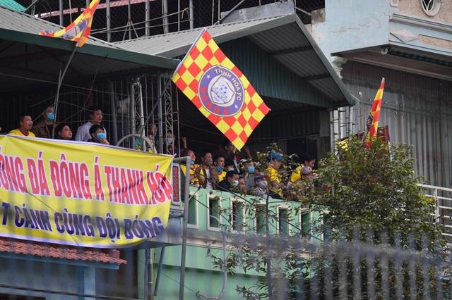 CLB Thanh Hóa thắng đậm CLB Nam Định trong trận cầu không khán giả - 1