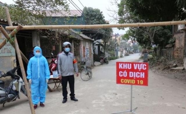 Bắc Ninh cách ly tập trung toàn bộ người đến từ Hải Dương - 1