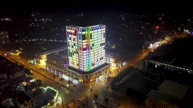 Bùng nổ cảm xúc tại sự kiện khánh thành và thắp sáng dự án The City Light - 3