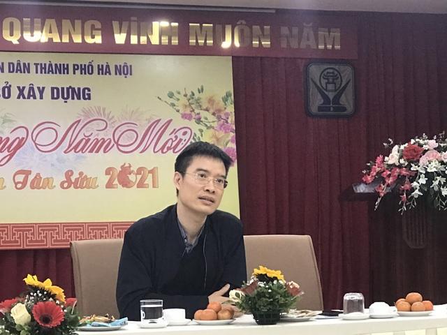 Hà Nội: Cải tạo thí điểm 5 chung cư cũ trong năm 2021 - 1