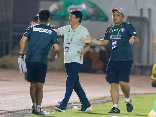 Sài Gòn FC thắng SL Nghệ An trong trận cầu không có khán giả - 6