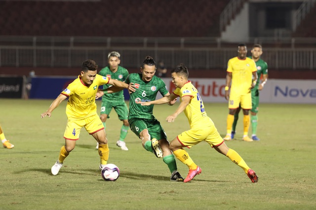 V-League chia tay năm cũ Canh Tý với trận đấu không khán giả - 10
