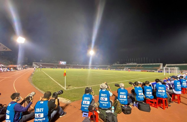 V-League chia tay năm cũ Canh Tý với trận đấu không khán giả - 2