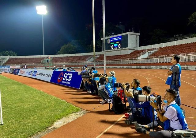 V-League chia tay năm cũ Canh Tý với trận đấu không khán giả - 1
