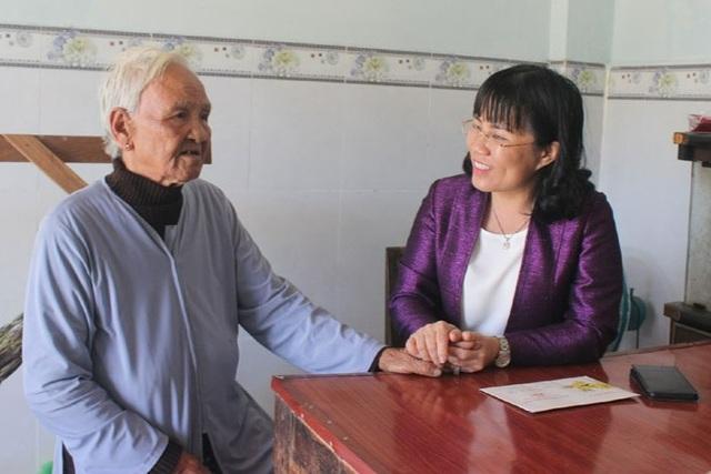 Phú Yên: Chi gần 22 tỷ đồng để chăm lo tết gia đình chính sách và hộ nghèo - 1