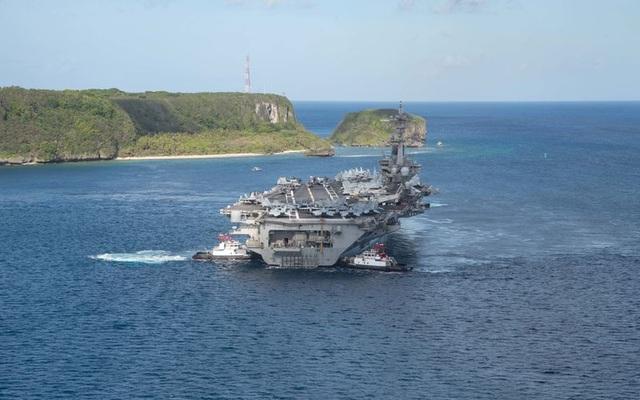 Mỹ cáo buộc Trung Quốc gây bất ổn ở Biển Đông - 1
