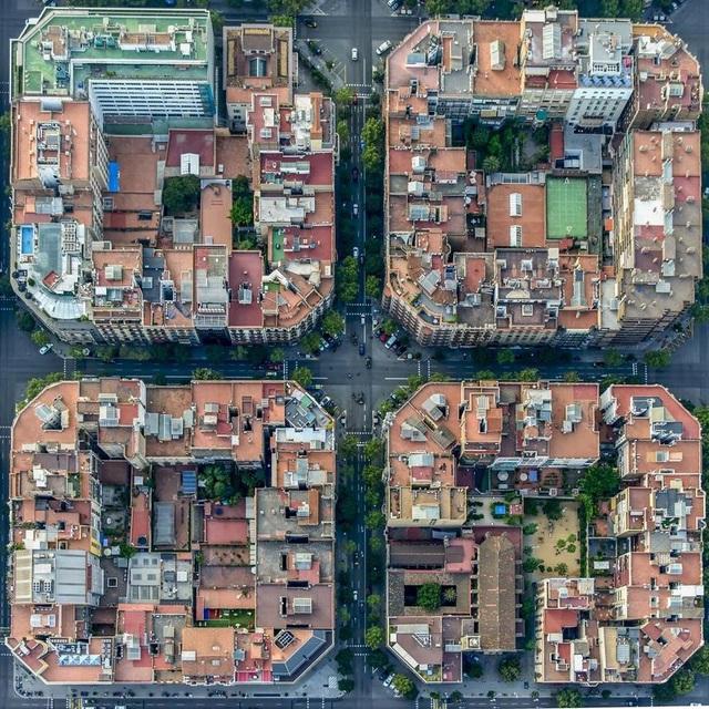 Những thành phố quy hoạch đẹp đến khó tin khi nhìn từ trên cao - 2