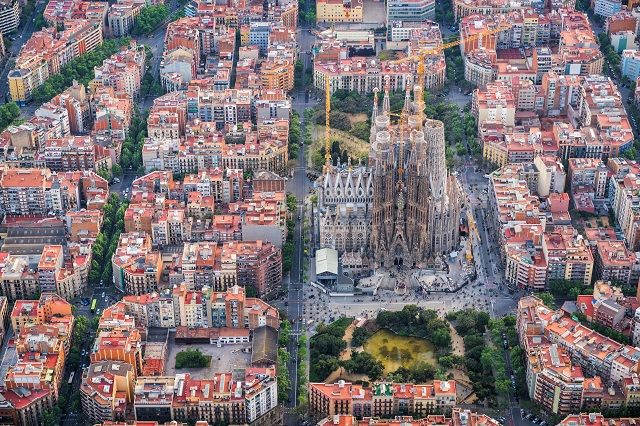 Những thành phố quy hoạch đẹp đến khó tin khi nhìn từ trên cao - 3