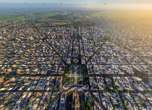 Những thành phố quy hoạch đẹp đến khó tin khi nhìn từ trên cao - 9