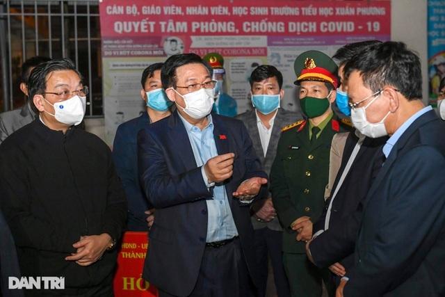 Bí thư Hà Nội: Bố trí ngân sách mua vắc xin Covid-19 cho toàn bộ người dân - 1
