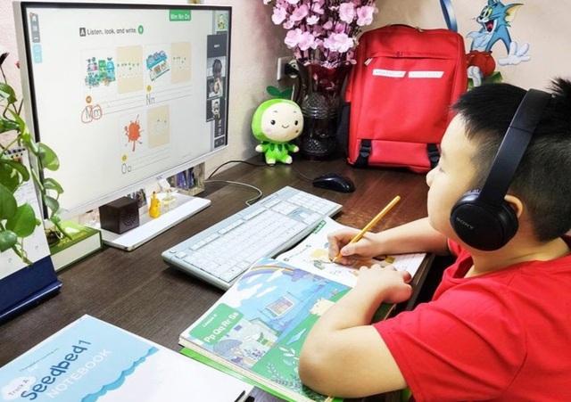 Học sinh lớp 1,2 học online: Nếu không hiệu quả, nên cho nghỉ - 1